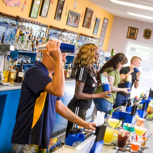 Students at American Bartending Professional