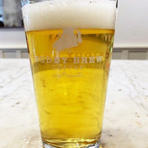 New IPA at Buddy Brew